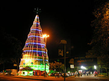 Christmas in Porto Alegre