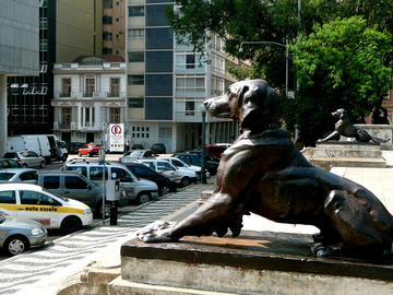 Matriz Square in Porto Alegre