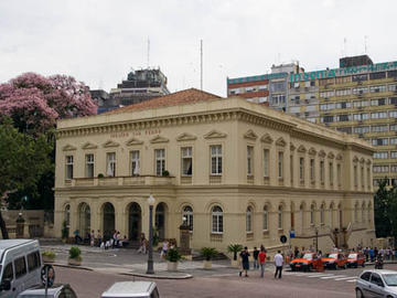 Saint Peter Theater in Porto Alegre